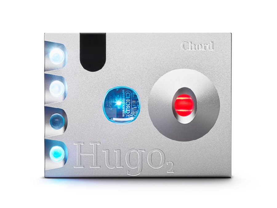 Hugo 2 DAC, Preamp & Headphone Amp | Chord Electronics