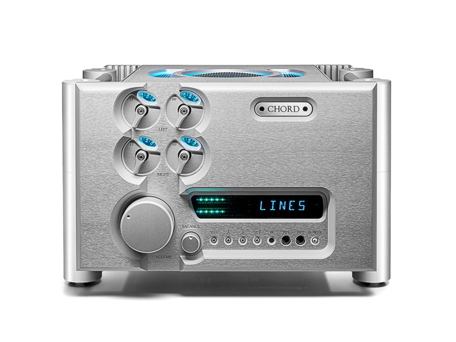 ULTIMA Preamplifier | Chord Electronics
